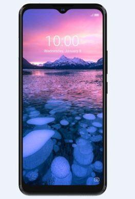 Телефон среднего уровня ZTE Blade 20 5G на чипе MediaTek обойдется в $250