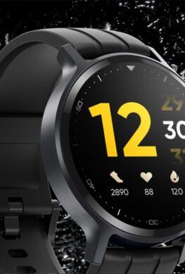 Представлены смарт-часы Realme Watch S с функцией замера уровня насыщения крови кислородом