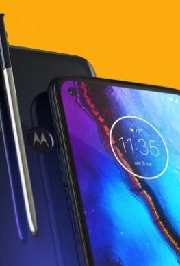 Новый Moto G Stylus получит аккумуляторную батарею на 4300 мАч - 1