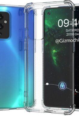 Стандартная модель телефона OnePlus 9 показалась в защитном чехле