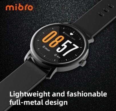 Умные часы Xiaomi Mibro Air выйдут на рынок 30 ноября - 1