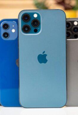 Внезапные результаты продаж iPhone 12 и iPad Air 2020