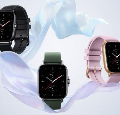 Amazfit и Zepp дебютируют на выставке CES 2021 с глобальными версиями своих смарт-часов