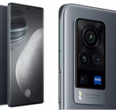 Exynos 1080, перископная камера, 120 Гц и OriginOS. Представлен смартфон Vivo X60 Pro