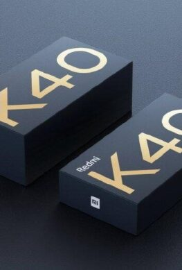 Redmi K40 готов к запуску. Топ-менеджер Xiaomi продемонстрировал две коробки с разной комплектацией