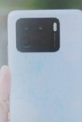 Первое потенциальное живое фото Xiaomi Mi 11 Pro
