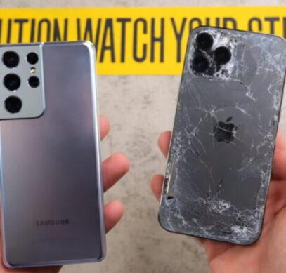 s21 мы iphone
