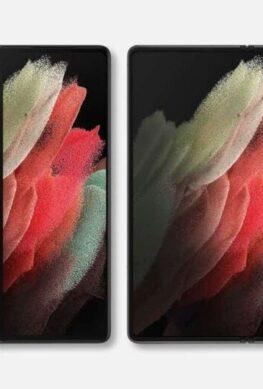 Galaxy Z Fold 3 готов стать первым телефоном Samsung с подэкранной камерой - 1