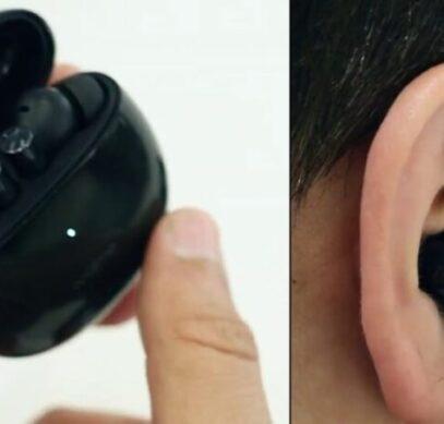 Realme показала беспроводные наушники Buds Air 2 с активным шумоподавлением