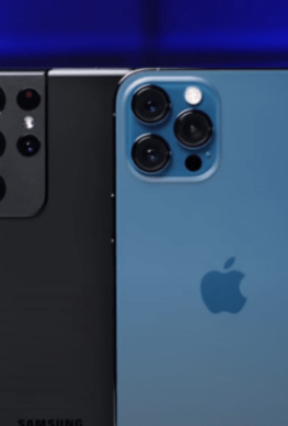 iPhone 12 Pro Max всё равно автономнее Samsung Galaxy S21 Ultra, несмотря на существенно меньший аккумулятор