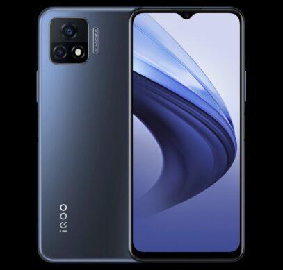 Представлен 5G-смартфон Vivo iQOO U3x с 90-Гц экраном стоимостью $180