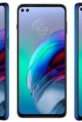 Новые рендеры открывают дизайн телефона Moto G100 со всех сторон