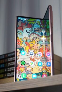 Samsung хочет впечатлить следующими Galaxy Z Fold и Z Flip