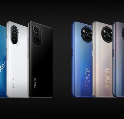 Xiaomi привезла в Россию сразу два бюджетных флагмана Poco F3 и Poco X3 Pro - 1