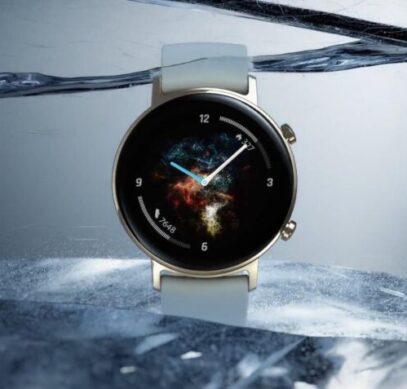 Умные часы Huawei Watch GT 2 получили новые функции