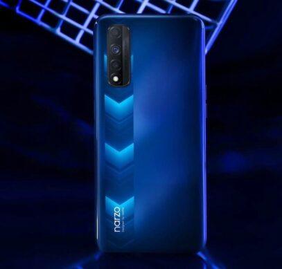 Телефон Realme Narzo 30 с 6,5