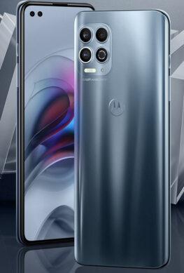 6,7 дюйма, Snapdragon 870, 90 Гц и 5000 мА•ч за 310 долларов. Представлен смартфон Motorola Edge S Pioneer Edition