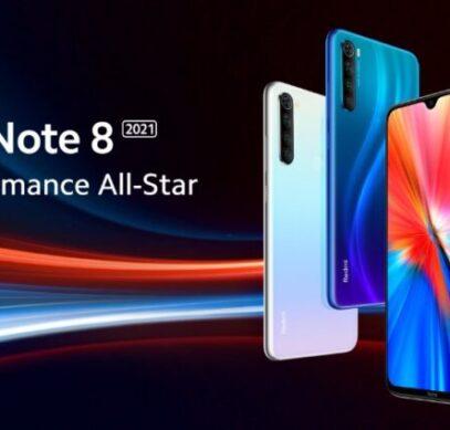 Xiaomi раскрыла подробности о новом Redmi Note 8 2021