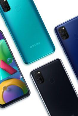 Samsung Galaxy M22 с аккумулятором на 6000 мА•ч и Helio G80 готов к выходу