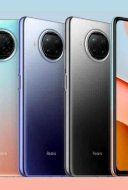Redmi Note 9 Pro 5G получил MIUI 12.5