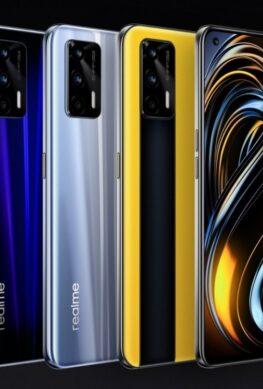 Realme ворвалась в Топ-3 самых успешных производителей смартфонов, уступив только Xiaomi и Apple, по данным JD.com