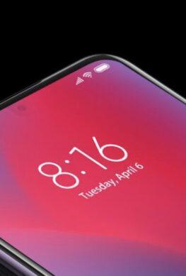 Не только лишь Mi Mix 4: Xiaomi работает над тремя телефонами с UDC