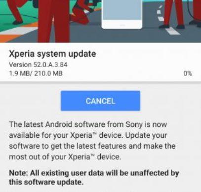 Xperia XZ2 Premium стал седьмым смартфоном Sony на Android Pie