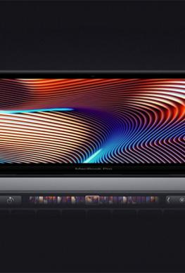 Ноутбук MacBook Pro с видеокартой Radeon Pro Vega 20 демонстрирует высочайшую производительность