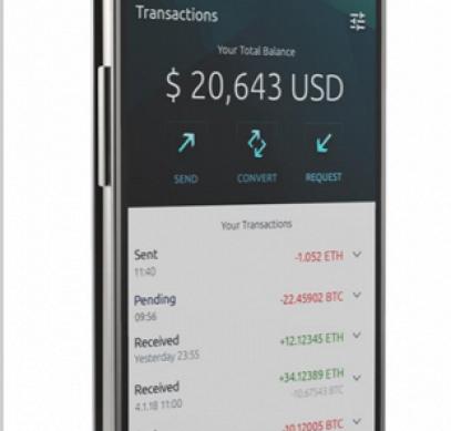 Sirin Labs выпустила первый в мире блокчейн-смартфон Finney