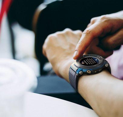 Необычные двухэкранные защищённые умные часы Casio Pro Trek Smart WSD-F30 поступят в продажу в январе