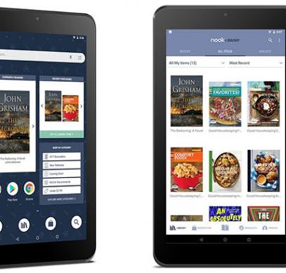 Barnes & Noble Nook Tablet 7 - сверхдешёвый планшет стоимостью всего 50 долларов