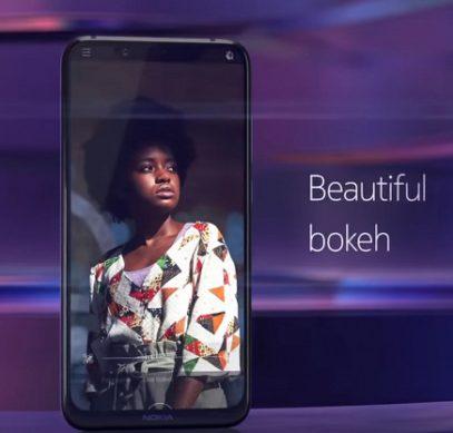 Смартфон Nokia 8.1 позирует в официальном видео за день до анонса