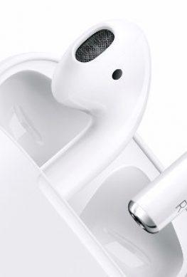 Apple создаёт универсальные AirPods с биометрическими датчиками