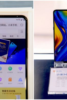 Первым смартфоном на новейшей флагманской платформе Qualcomm Snapdragon 855 стал… Xiaomi Mi Mix 3!