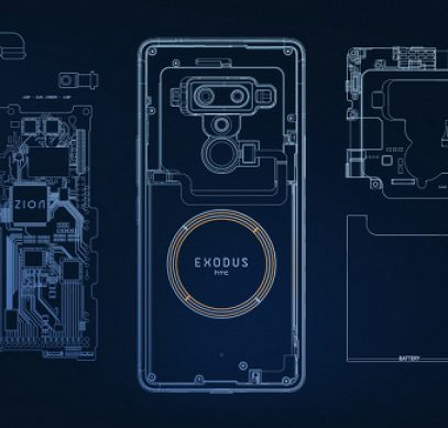 Блокчейн-смартфон HTC Exodus 1 подешевел почти вдвое из-за падения курса криптовалют
