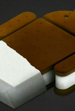 Google прощается с Android 4.0 Ice Cream Sandwich