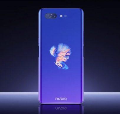 Смартфон Nubia X Collectors Edition оснащён 512 Гбайт памяти