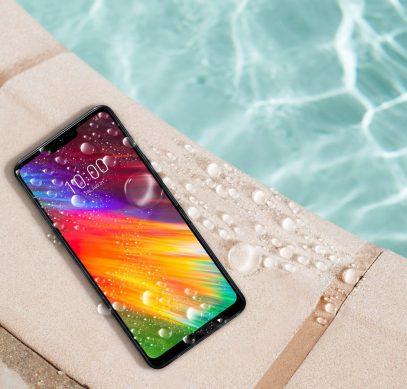 «Состаренная» версия флагманского LG G7 вышла в России