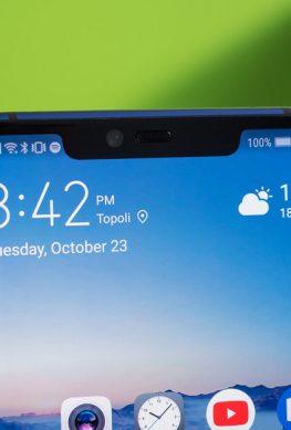 Раскрыт дизайн передней панели Huawei P30 Pro