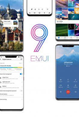 Huawei назвала сроки выхода Android 9.0 Pie для Huawei P20 и P20 Pro в России