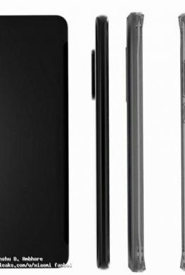 Huawei P30 Pro будет похож внешне на бюджетные Xiaomi