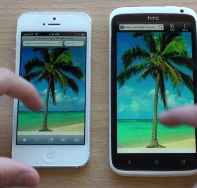 HTC намерена выпустить новые смартфоны для конкуренции с iPhone