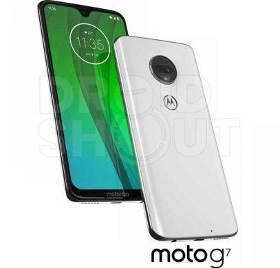 Все четыре смартфона Motorola линейки Moto G7 уже можно оценить на изображениях