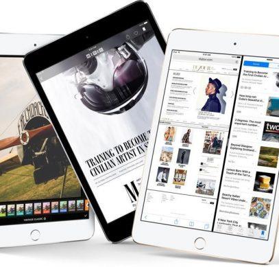 Apple возродит iPad mini в 2019 году