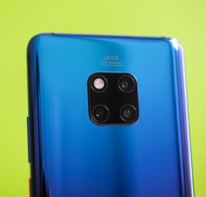 Авторитетный инсайдер рассказал о камерах Huawei P30 – фото 1
